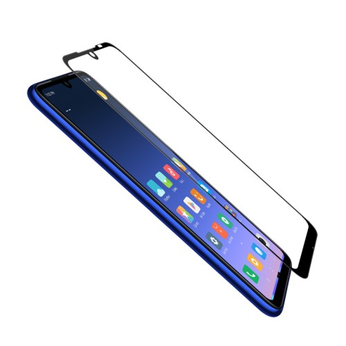 NiLLkin 3D CP+ Max για Xiaomi Redmi Note 7 (Πλήρης Κάλυψη) Αντιχαρακτικό γυαλί Tempered Glass 9H – μαύρο