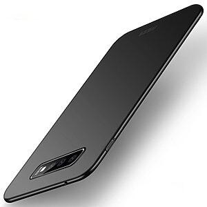 Θήκη Samsung Galaxy S10 MOFI Shield Slim Series Πλάτη από σκληρό πλαστικό μαύρο