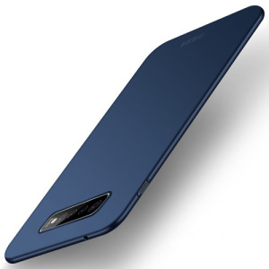 Θήκη Samsung Galaxy S10 Plus MOFI Shield Slim Series Πλάτη από σκληρό πλαστικό μπλε