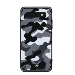 Θήκη Samsung Galaxy S10 NXE Camouflage Series Πλάτη TPU γκρι