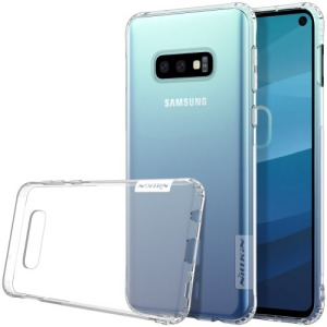 Θήκη Samsung Galaxy S10e NiLLkin Nature Series 0.6mm Πλάτη διάφανη