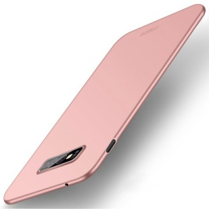 Θήκη Samsung Galaxy S10e MOFI Shield Slim Series Πλάτη από σκληρό πλαστικό ροζ χρυσό