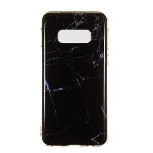 Θήκη Samsung Galaxy S10e OEM σχέδιο Black Marble Πλάτη TPU