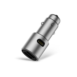 Xiaomi Mi Car Charger QC 3.0 Dual USB Port Type C
