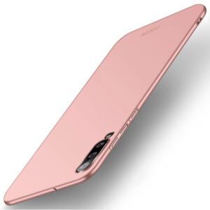 Θήκη Huawei P30 MOFI Shield Slim Series Πλάτη από σκληρό πλαστικό ροζ
