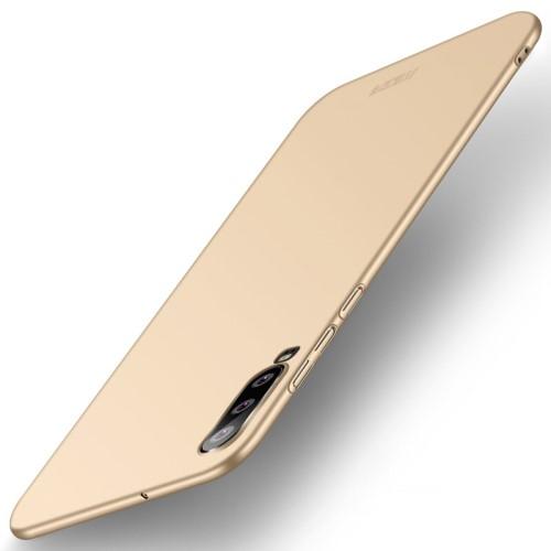 Θήκη Huawei P30 MOFI Shield Slim Series Πλάτη από σκληρό πλαστικό χρυσό