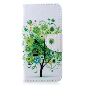 Θήκη Huawei P30 Pro OEM σχέδιο Flowered Tree με βάση στήριξης