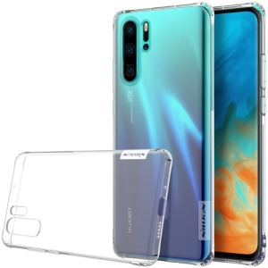 Θήκη Huawei P30 Pro NiLLkin Nature Series 0.6mm Πλάτη διάφανη