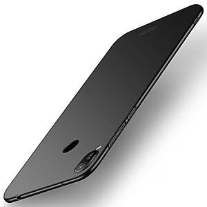 Θήκη Huawei Y6 (2019) MOFI Shield Slim Series Πλάτη από σκληρό πλαστικό μαύρο