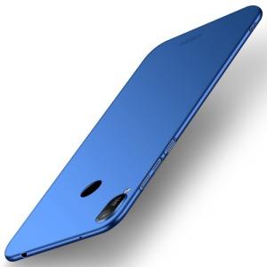 Θήκη Huawei Y6 (2019) MOFI Shield Slim Series Πλάτη από σκληρό πλαστικό μπλε