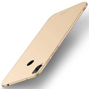 Θήκη Huawei Y6 (2019) MOFI Shield Slim Series Πλάτη από σκληρό πλαστικό χρυσό