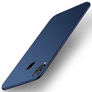 Θήκη Samsung Galaxy A40 MOFI Shield Slim Series Πλάτη από σκληρό πλαστικό μπλε