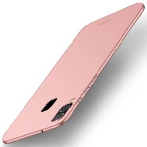Θήκη Samsung Galaxy A40 MOFI Shield Slim Series Πλάτη από σκληρό πλαστικό ροζ χρυσό