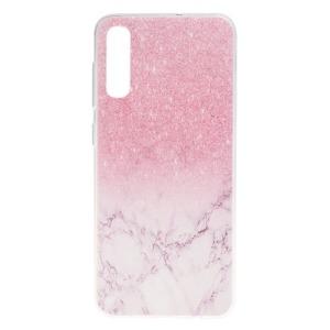 Θήκη Samsung Galaxy A50 OEM σχέδιο Colorized Marble Πλάτη TPU