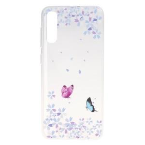 Θήκη Samsung Galaxy A50 OEM σχέδιο Butterflies Πλάτη TPU