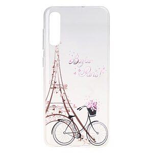 Θήκη Samsung Galaxy A50 OEM σχέδιο Eiffel Tower Πλάτη TPU