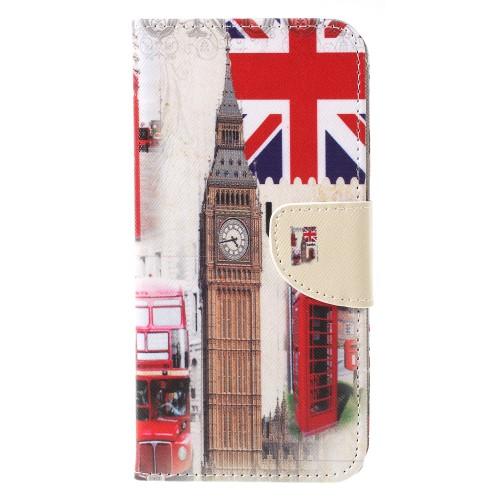 Θήκη Sony Xperia 10 OEM σχέδιο London Big Ben με βάση στήριξης