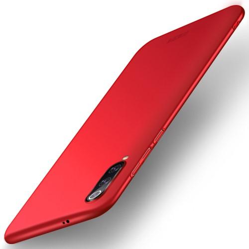 Θήκη Xiaomi Mi 9 MOFI Shield Slim Series Πλάτη από σκληρό πλαστικό κόκκινο