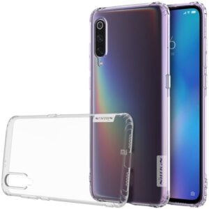 Θήκη Xiaomi Mi 9 NiLLkin Nature Series 0.6mm Πλάτη TPU διάφανο