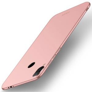 Θήκη Xiaomi Redmi 7 MOFI Shield Slim Series Πλάτη από σκληρό πλαστικό ροζ χρυσό