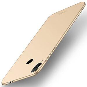 Θήκη Xiaomi Redmi 7 MOFI Shield Slim Series Πλάτη από σκληρό πλαστικό χρυσό