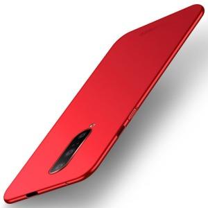 Θήκη OnePlus 7 Pro MOFI Shield Slim Series πλάτη από σκληρό πλαστικό κόκκινο