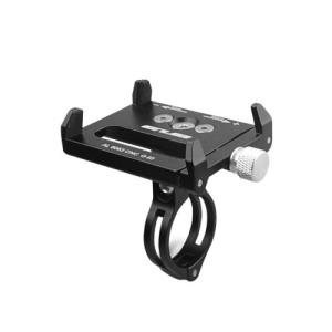 Ρυθμιζόμενη Βάση αλουμινίου G-85 κινητού τηλεφώνου 55-100mm για ηλεκτρικό σκούτερ ή ποδήλατο ή μηχανή μαύρο