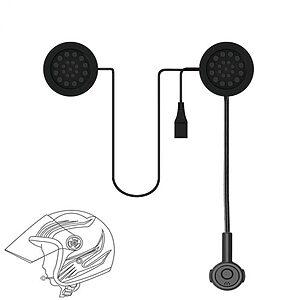 Ενδοσυνενοηση κράνους MH02 Bluetooth για ηλεκτρικό σκούτερ ή μηχανή ΟΕΜ
