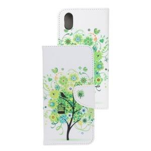 Θήκη Huawei Y5 (2019) OEM σχέδιο Green Tree με βάση στήριξης