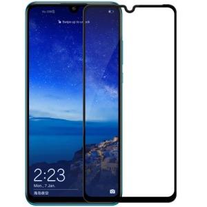 NiLLkin CP+ για Huawei P30 lite (Πλήρης Κάλυψη) Αντιχαρακτικό γυαλί Tempered Glass 9H – μαύρο