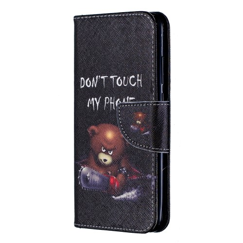 υποδοχές καρτών και μαγνητικό κούμπωμα Flip Wallet δερματίνη