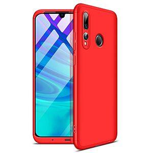 Θήκη GKK Full body Protection 360° από σκληρό πλαστικό για Honor 20 lite / Huawei P Smart+ (2019) κόκκινο