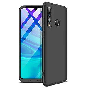 Θήκη GKK Full body Protection 360° από σκληρό πλαστικό για Honor 20 lite / Huawei P Smart+ (2019) μαύρο
