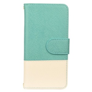 Θήκη Huawei P Smart Z OEM Contrast Leather Wallet Case με βάση στήριξης