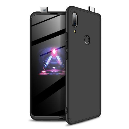 Θήκη GKK Full body Protection 360° από σκληρό πλαστικό για Huawei P Smart Z (2019) μαύρο
