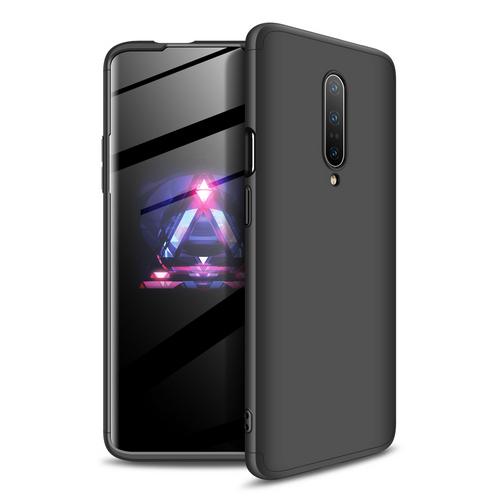 Θήκη GKK Full body Protection 360° από σκληρό πλαστικό για OnePlus 7 Pro μαύρο