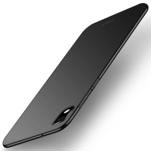 Θήκη Samsung Galaxy A10 MOFI Shield Slim Series Πλάτη από σκληρό πλαστικό μαύρο