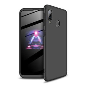 Θήκη GKK Full body Protection 360° από σκληρό πλαστικό για Samsung Galaxy A40 μαύρο