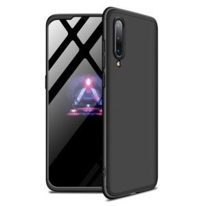 Θήκη GKK Full body Protection 360° από σκληρό πλαστικό για Xiaomi Mi 9 μαύρο
