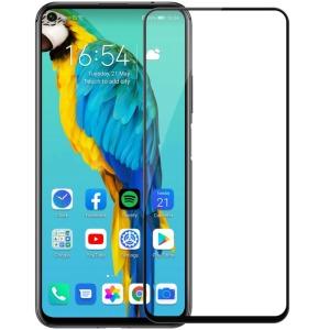 NiLLkin CP+ Pro για Huawei Honor 20 / Pro (Πλήρης Κάλυψη) Αντιχαρακτικό γυαλί Tempered Glass 9H – μαύρο