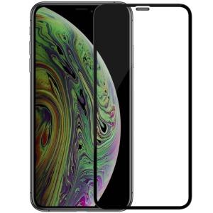 NiLLkin XD CP+ Max Full Arc Edge για iPhone 11 Pro Max (Πλήρης Κάλυψη) Αντιχαρακτικό γυαλί Tempered Glass 9H – μαύρο