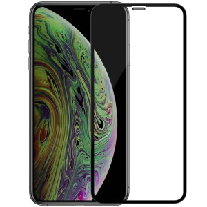 NiLLkin XD CP+ Max Full Arc Edge για iPhone 11 Pro (Πλήρης Κάλυψη) Αντιχαρακτικό γυαλί Tempered Glass 9H – μαύρο