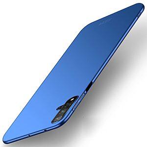 Θήκη Honor 20 MOFI Shield Slim Series Πλάτη από σκληρό πλαστικό μπλε