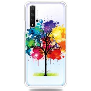 Θήκη Honor 20 OEM σχέδιο Colorful Tree Πλάτη TPU