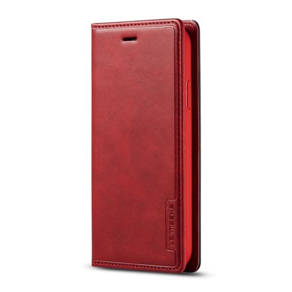 υποδοχές καρτών / Sim / Eject Pin Sim Flip Wallet δερματίνη κόκκινο