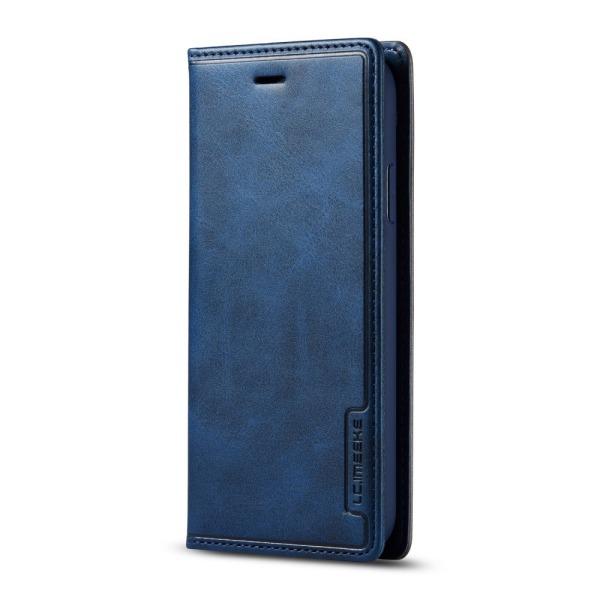 υποδοχές καρτών / Sim / Eject Pin Sim Flip Wallet δερματίνη μπλε