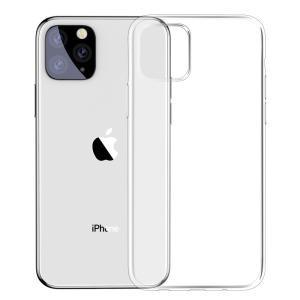 Θήκη iPhone 11 Pro Max BASEUS Simple Series διάφανη Πλάτη TPU