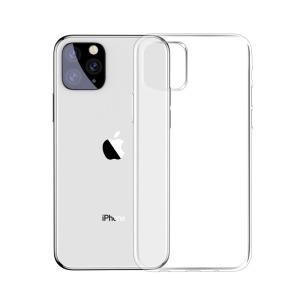 Θήκη iPhone 11 Pro BASEUS Simple Series διάφανη Πλάτη TPU