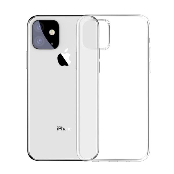 Θήκη iPhone 11 BASEUS Simple Series διάφανη Πλάτη TPU