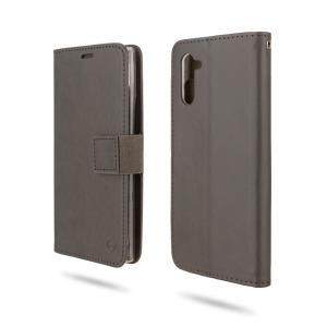 Θήκη Samsung Galaxy Note 10 ROAR KOREA PU Leather + TPU με βάση στήριξης